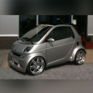 Smart fortwo 450 bis Bj: 01/07